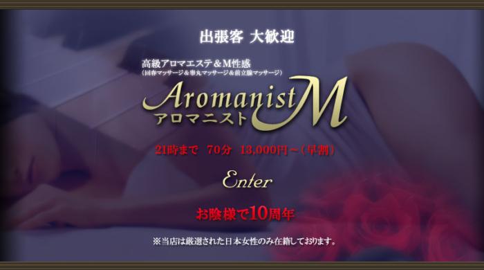 aromanistM アロマニストM